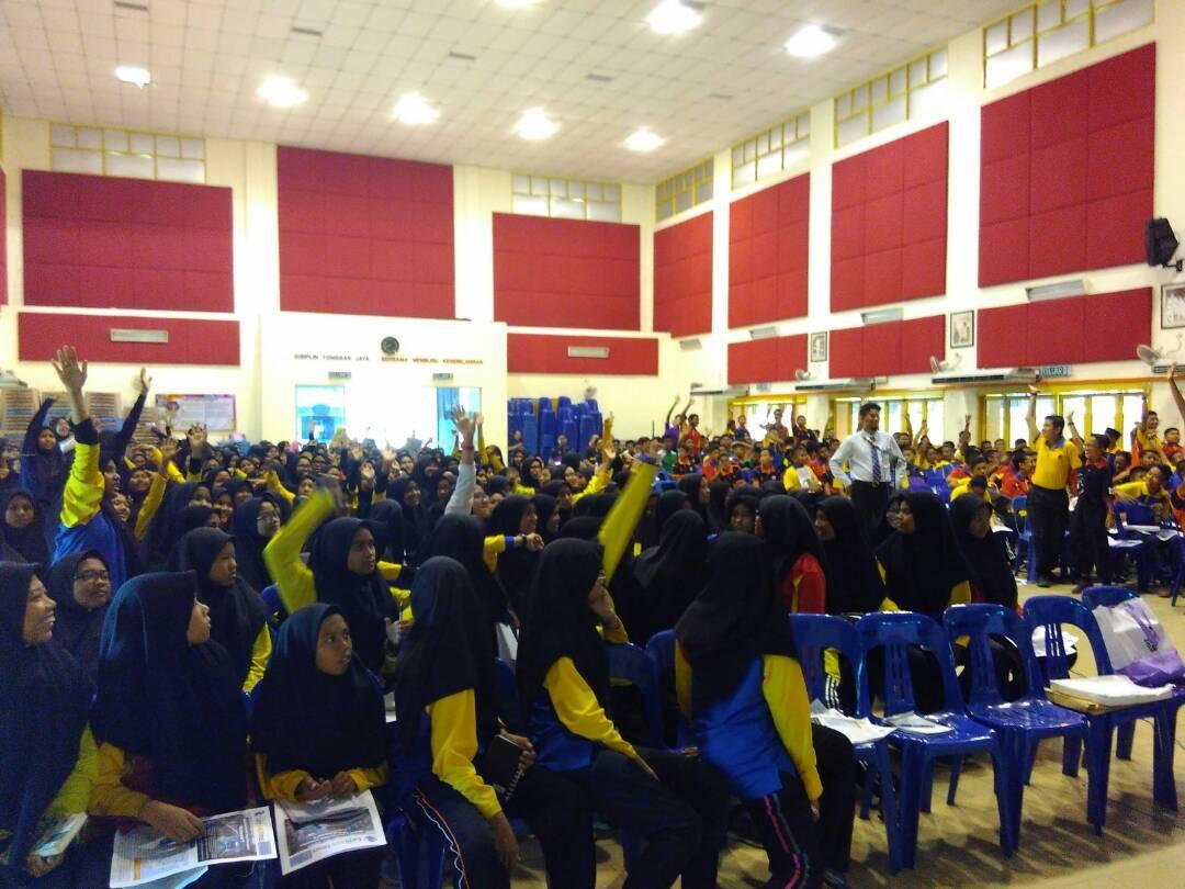 School Visit Sekolah Menengah Sultan Abdul Halim Embassy Of Japan In Malaysia